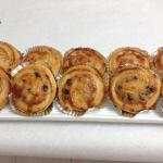 เรียนทำครัวซอง เดนิช (Croissant Danish)